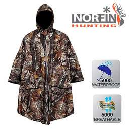 Плащ-дождевик NORFIN Hunting Cover Staidness
