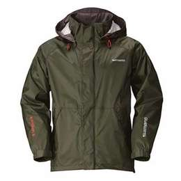 Куртка SHIMANO RA-02JQ DS Basic Jacket хаки